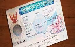 Nytt Visum till Thailand