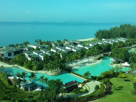 Rayong Marriott Resort *****
