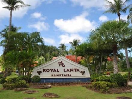 Royal Lanta Resort***+