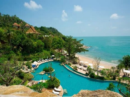 Santhiya Koh Phangan Resort****+